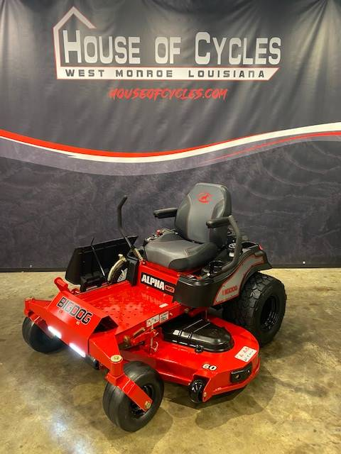 "Big Dog Mowers Alpha MPX 60"" in West Monroe, Louisiana - Photo 1"