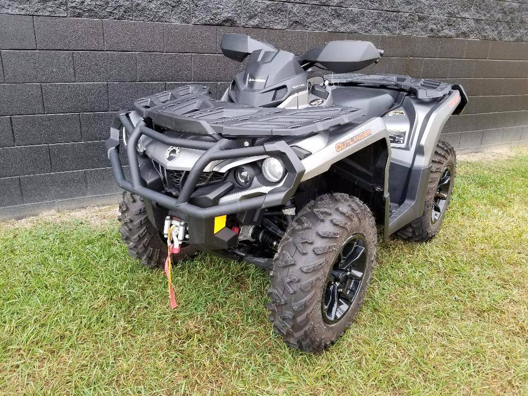 2017 Can-Am Outlander XT 850 in West Monroe, Louisiana