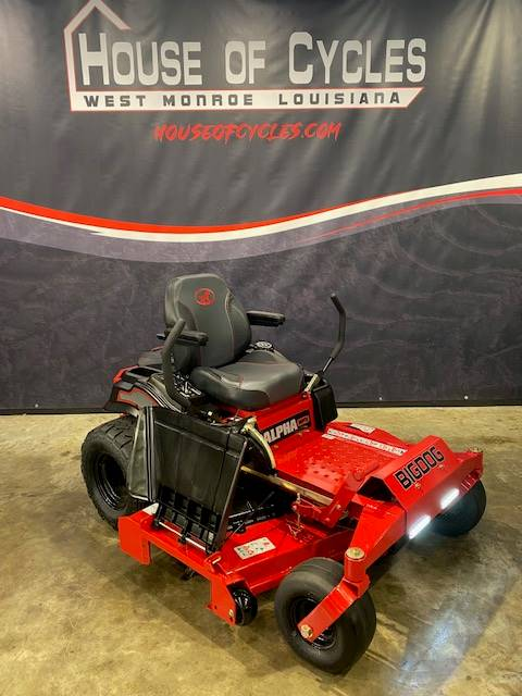 "Big Dog Mowers Alpha MPX 54"" in West Monroe, Louisiana - Photo 3"