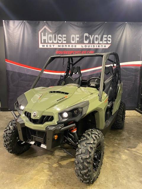 2020 Can-Am Commander DPS 1000R in West Monroe, Louisiana - Photo 1