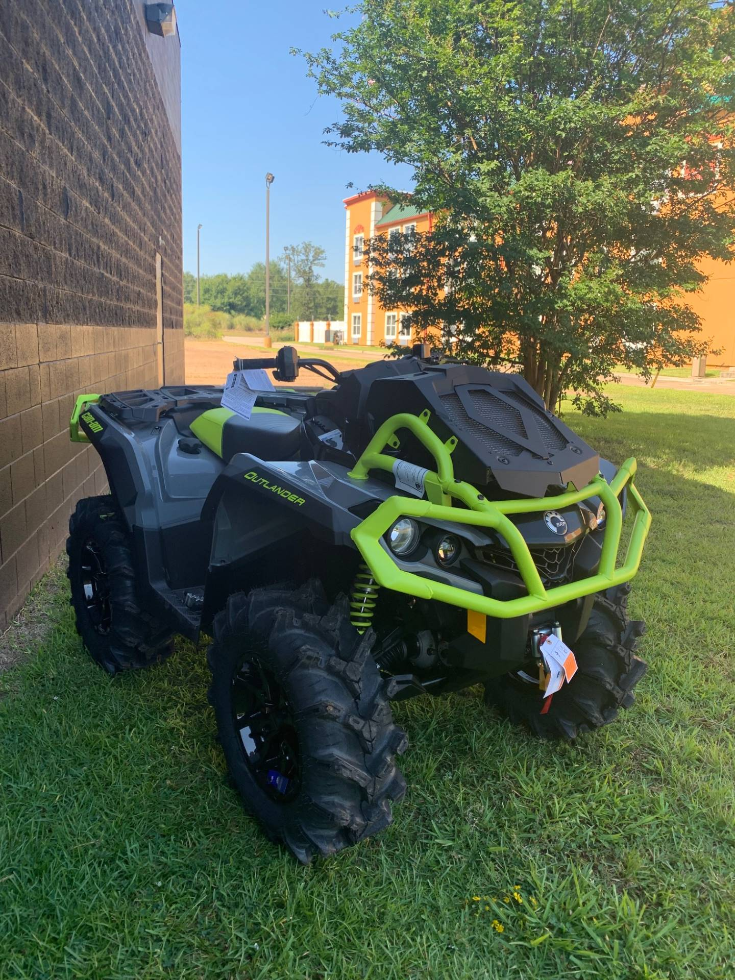 2020 Can-Am Outlander X MR 850 in West Monroe, Louisiana - Photo 4