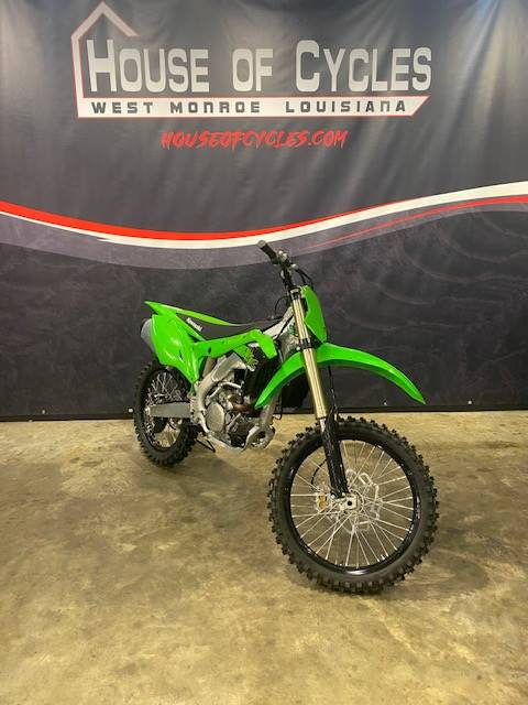 2020 Kawasaki KX 250 in West Monroe, Louisiana - Photo 3