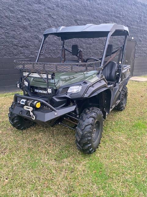 2016 Honda Pioneer 1000 in West Monroe, Louisiana
