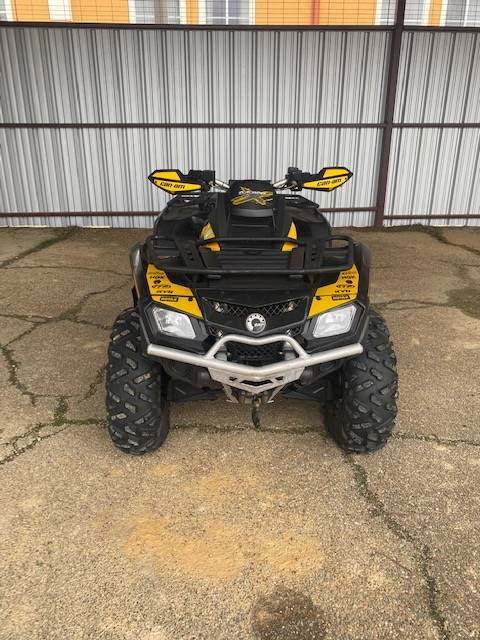 2011 Can-Am Outlander™ 800R X xc in West Monroe, Louisiana - Photo 2