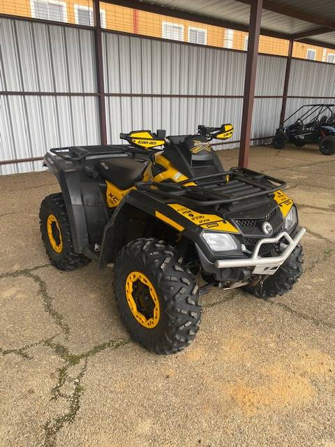 2011 Can-Am Outlander™ 800R X xc in West Monroe, Louisiana - Photo 3