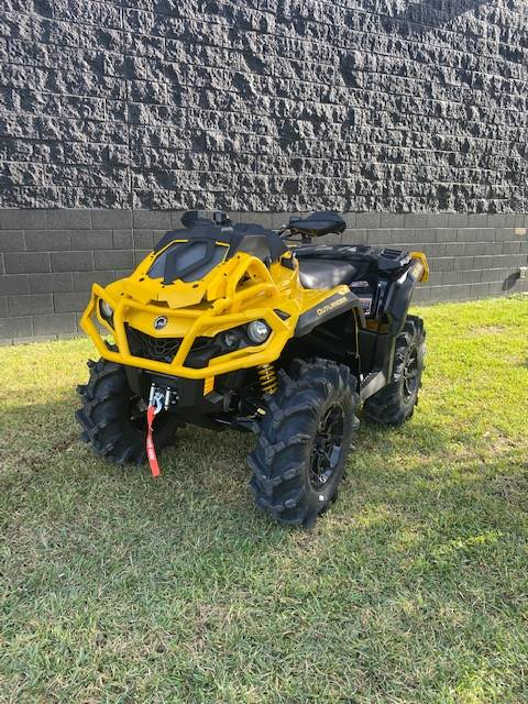 2021 Can-Am Outlander X MR 850 with Visco-4Lok in West Monroe, Louisiana - Photo 1