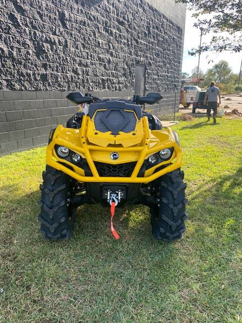 2021 Can-Am Outlander X MR 850 with Visco-4Lok in West Monroe, Louisiana - Photo 2