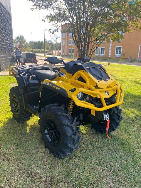 2021 Can-Am Outlander X MR 850 with Visco-4Lok in West Monroe, Louisiana - Photo 3