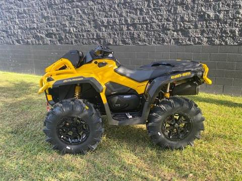 2021 Can-Am Outlander X MR 850 with Visco-4Lok in West Monroe, Louisiana - Photo 5