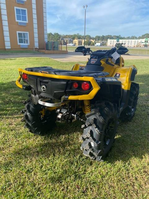 2021 Can-Am Outlander X MR 850 with Visco-4Lok in West Monroe, Louisiana - Photo 6