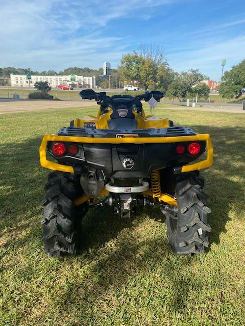 2021 Can-Am Outlander X MR 850 with Visco-4Lok in West Monroe, Louisiana - Photo 7
