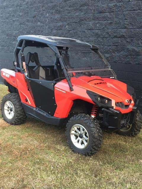 2016 Can-Am Commander DPS 800R in West Monroe, Louisiana