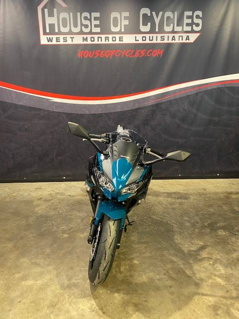2021 Kawasaki Ninja 650 ABS in West Monroe, Louisiana - Photo 2