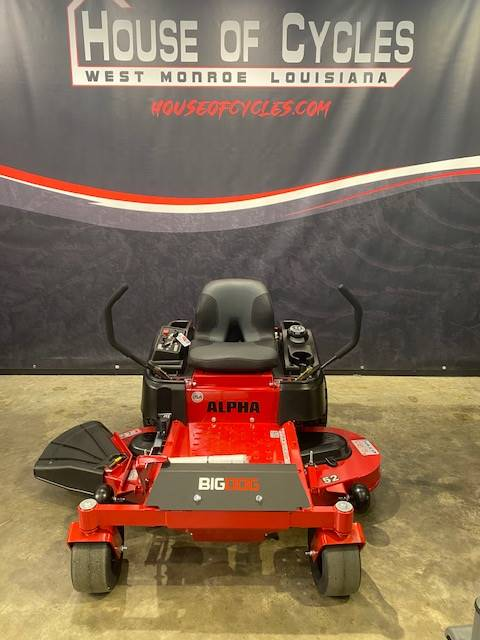 Big Dog Mowers Alpha 52 in West Monroe, Louisiana - Photo 2