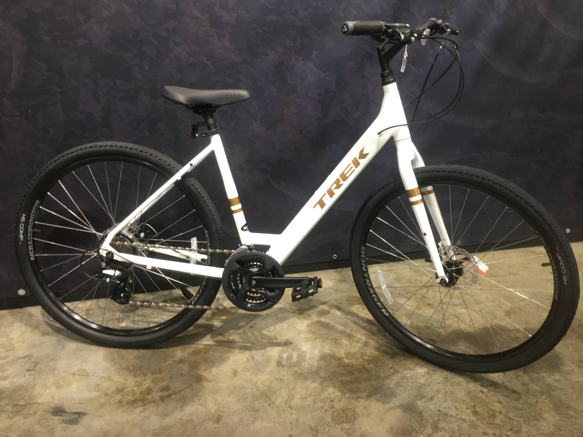 2021 Trek Bikes VERVE 1 LS DSC in West Monroe, Louisiana
