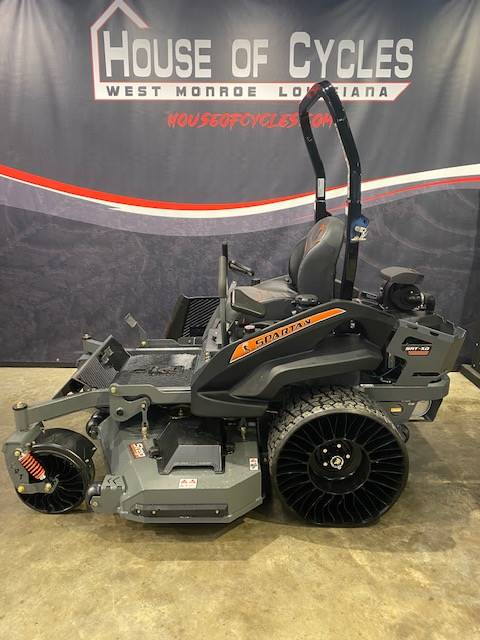 2020 Spartan Mowers SRT XD 61 in. Vanguard EFI 37 hp in West Monroe, Louisiana - Photo 5