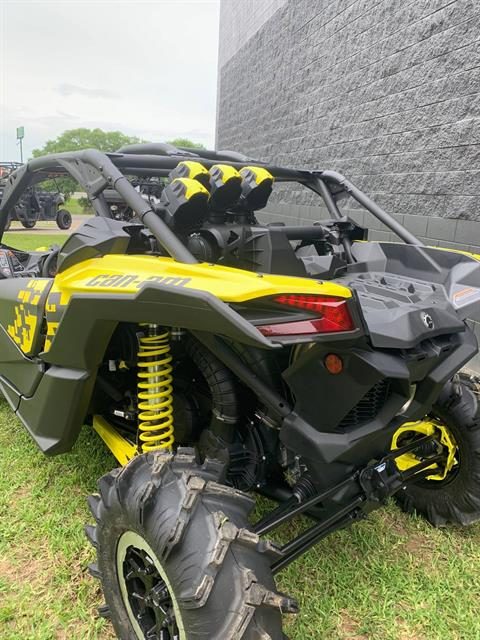 2019 Can-Am Maverick X3 X MR Turbo in West Monroe, Louisiana - Photo 5