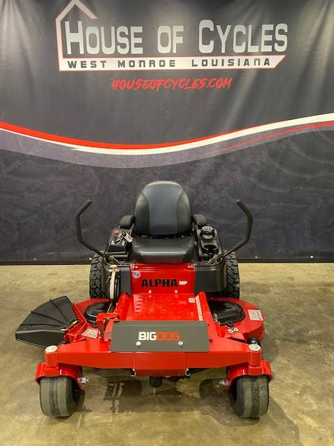 Big Dog Mowers Alpha MP 54 in West Monroe, Louisiana - Photo 2