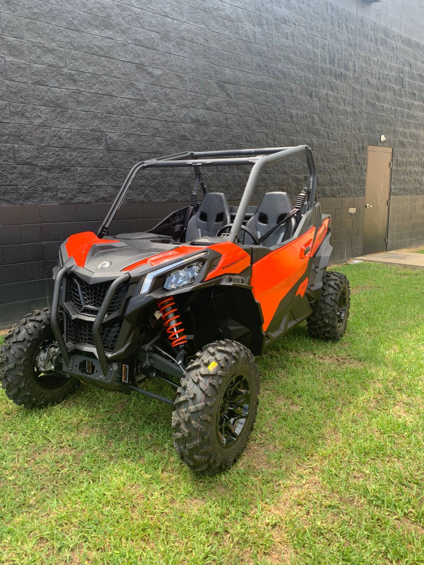 2019 Can-Am Maverick Sport DPS 1000R in West Monroe, Louisiana - Photo 1