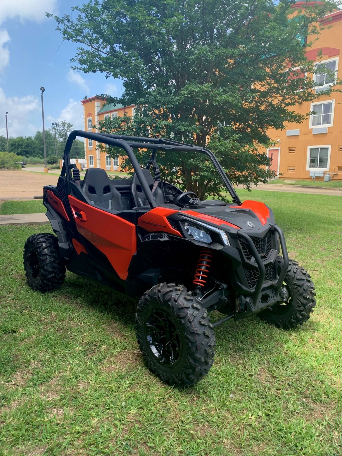 2019 Can-Am Maverick Sport DPS 1000R in West Monroe, Louisiana - Photo 3