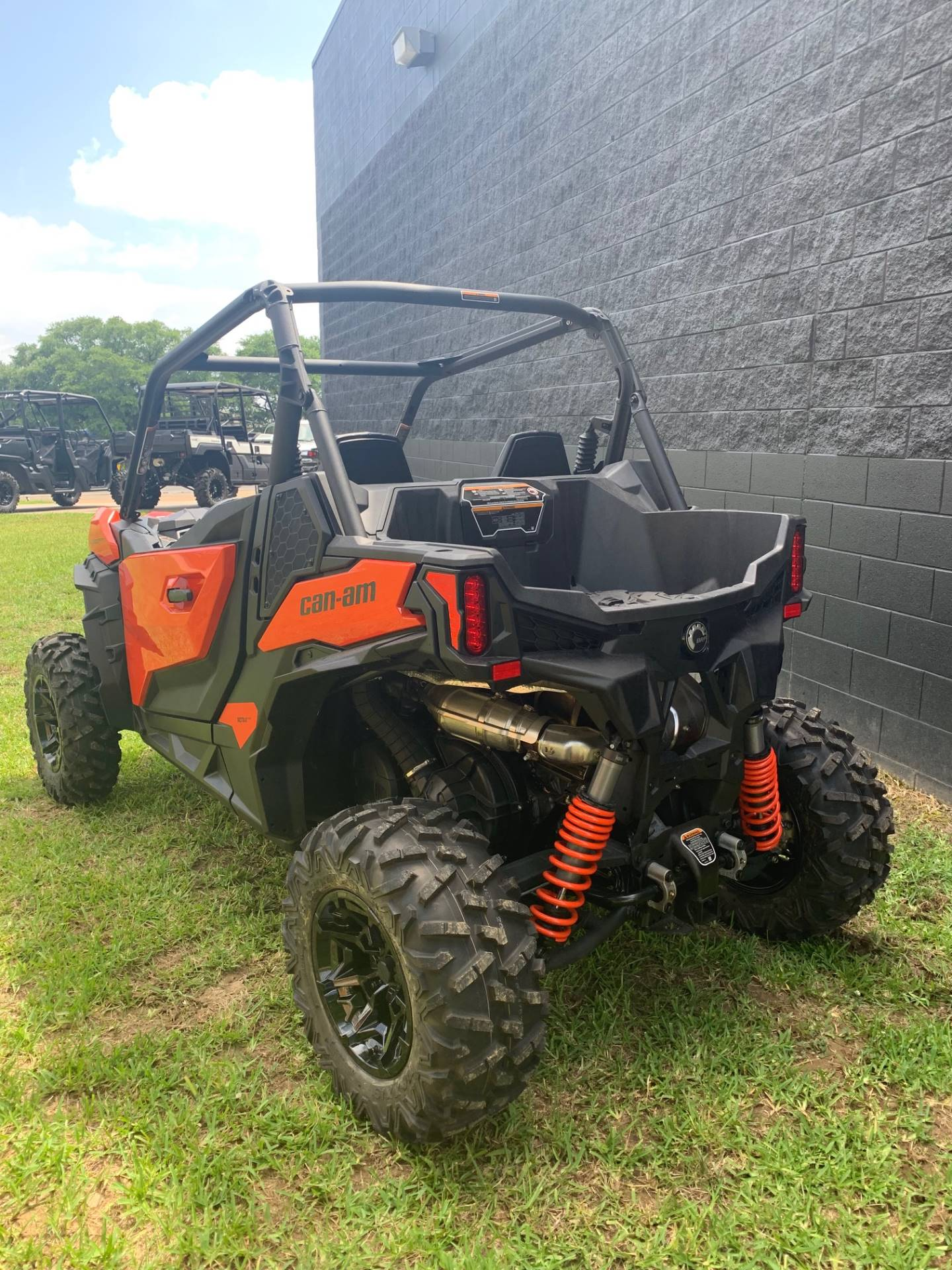 2019 Can-Am Maverick Sport DPS 1000R in West Monroe, Louisiana - Photo 5