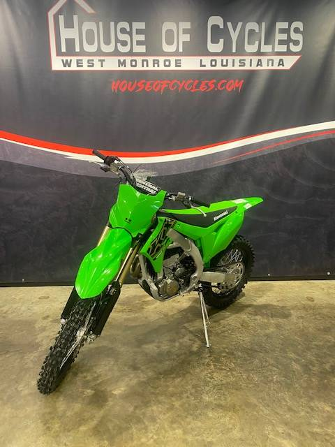 2021 Kawasaki KX 450X in West Monroe, Louisiana - Photo 1