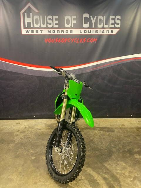 2021 Kawasaki KX 450X in West Monroe, Louisiana - Photo 2