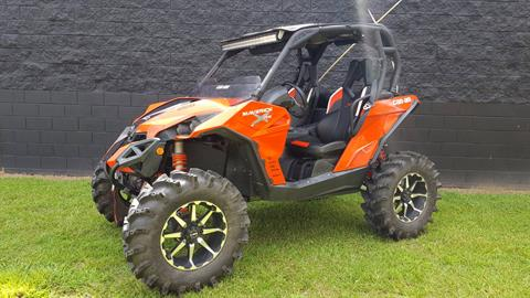 2015 Can-Am Maverick™ X® rs DPS™ 1000R in West Monroe, Louisiana