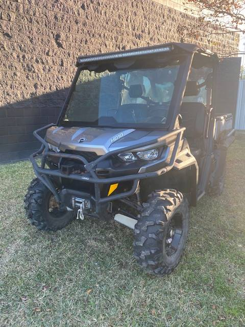 2016 Can-Am Defender XT HD10 in West Monroe, Louisiana - Photo 1