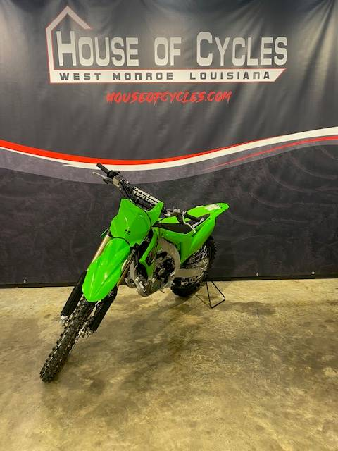 2020 Kawasaki KX 450 in West Monroe, Louisiana - Photo 1
