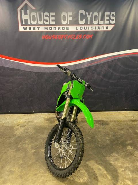 2020 Kawasaki KX 450 in West Monroe, Louisiana - Photo 2