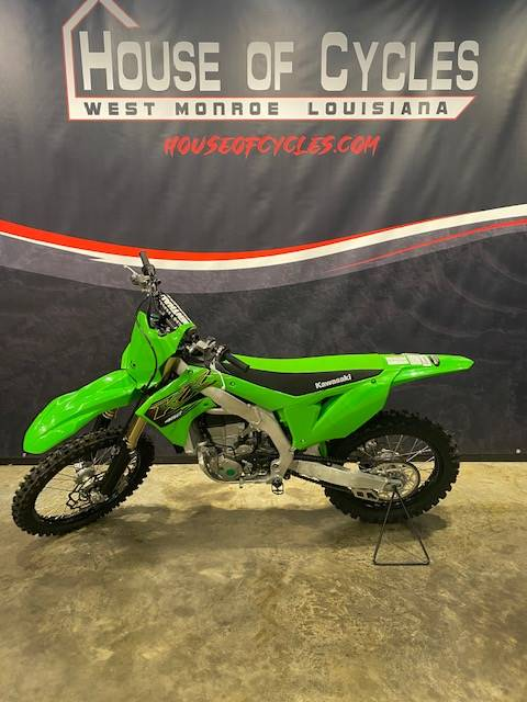 2020 Kawasaki KX 450 in West Monroe, Louisiana - Photo 5