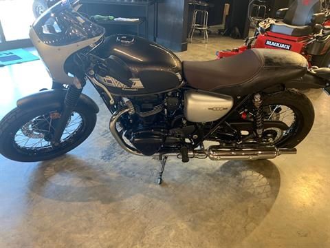 2019 Kawasaki W800 Cafe in West Monroe, Louisiana - Photo 3