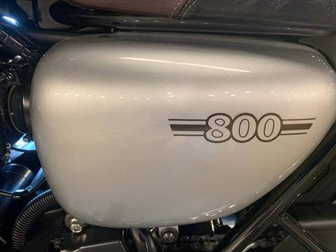 2019 Kawasaki W800 Cafe in West Monroe, Louisiana - Photo 10