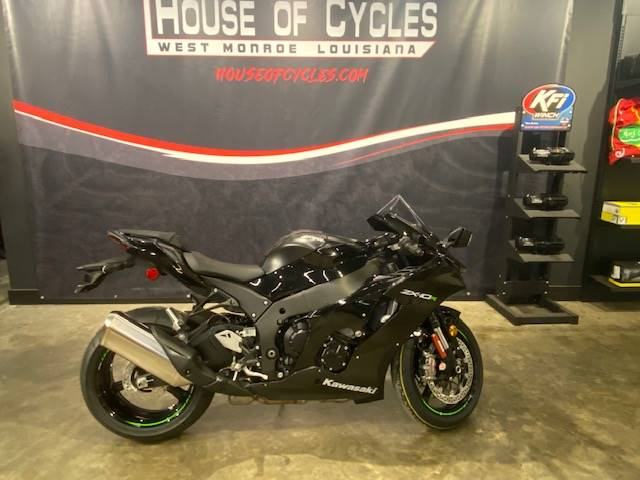 2021 Kawasaki Ninja ZX-10R in West Monroe, Louisiana - Photo 1