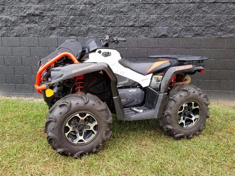 2017 Can-Am Outlander X mr 570 in West Monroe, Louisiana