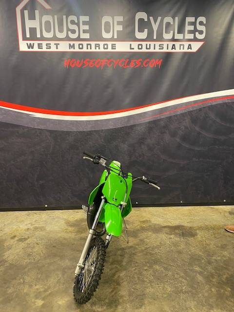 2020 Kawasaki KX 65 in West Monroe, Louisiana - Photo 2