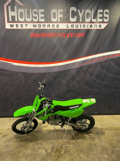 2020 Kawasaki KX 65 in West Monroe, Louisiana - Photo 5