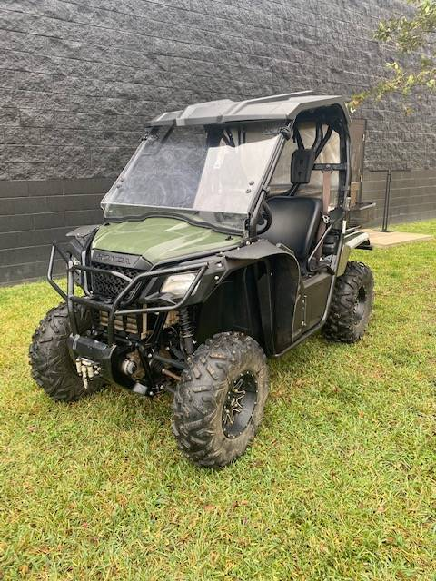 2016 Honda Pioneer 500 in West Monroe, Louisiana - Photo 1