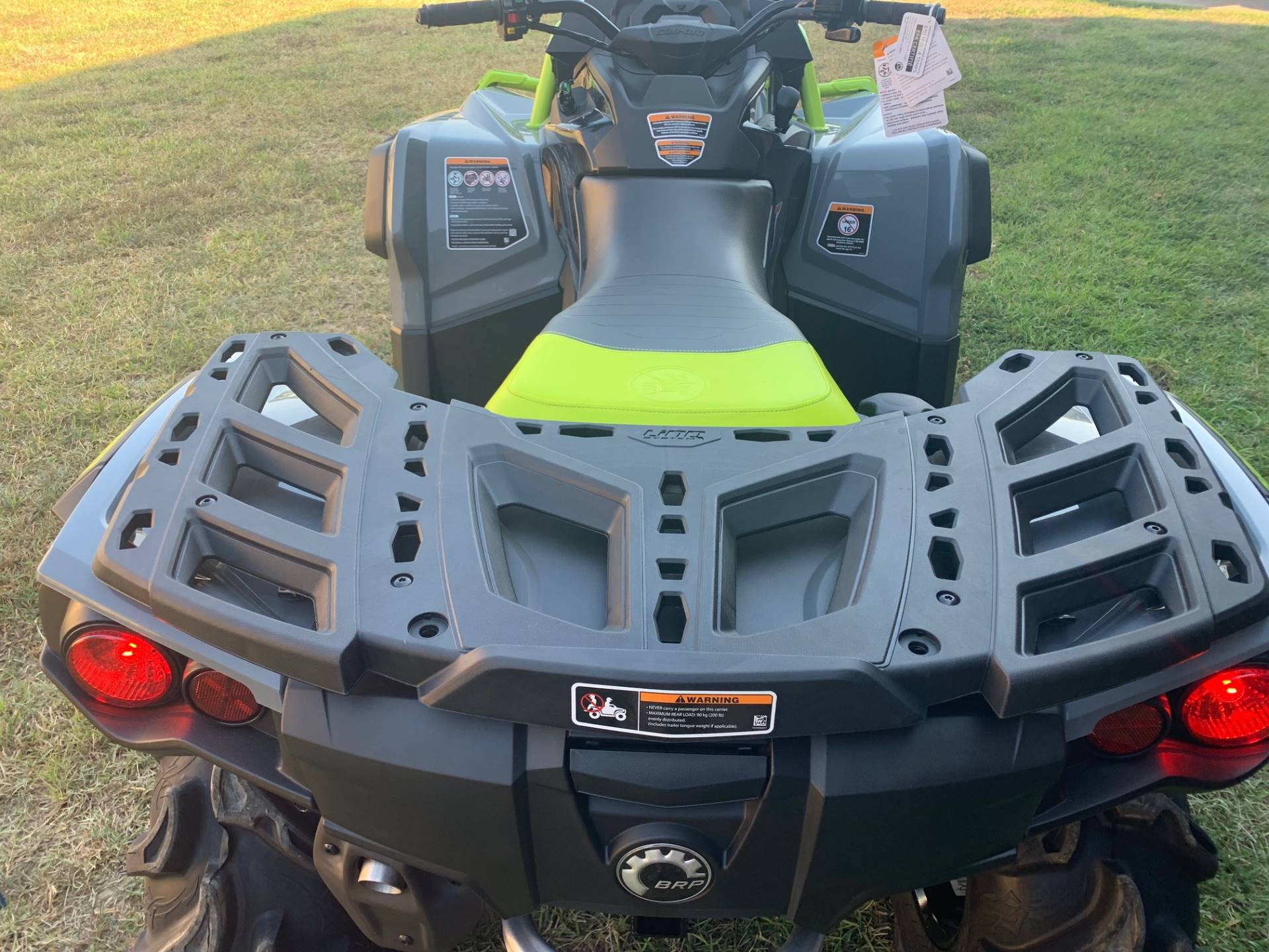2020 Can-Am Outlander X MR 650 in West Monroe, Louisiana - Photo 5