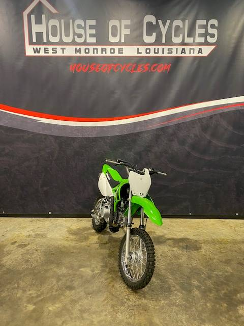 2020 Kawasaki KLX 110L in West Monroe, Louisiana - Photo 3