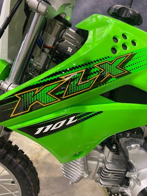 2020 Kawasaki KLX 110L in West Monroe, Louisiana - Photo 6
