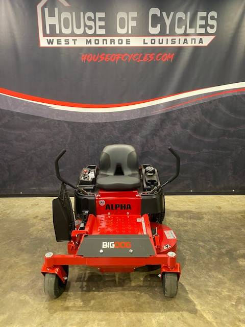 Big Dog Mowers Alpha 42 in West Monroe, Louisiana - Photo 2