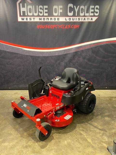 Big Dog Mowers Alpha 42 in West Monroe, Louisiana - Photo 1