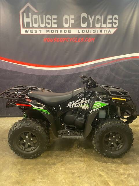 2020 Kawasaki Brute Force 750 4x4i EPS in West Monroe, Louisiana - Photo 4