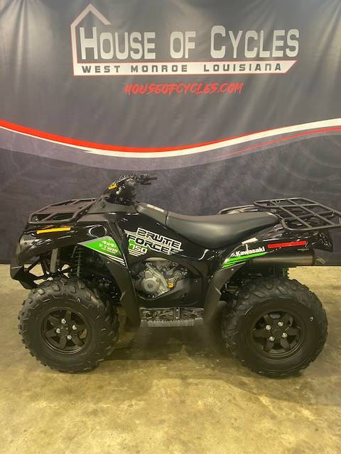 2020 Kawasaki Brute Force 750 4x4i EPS in West Monroe, Louisiana - Photo 5
