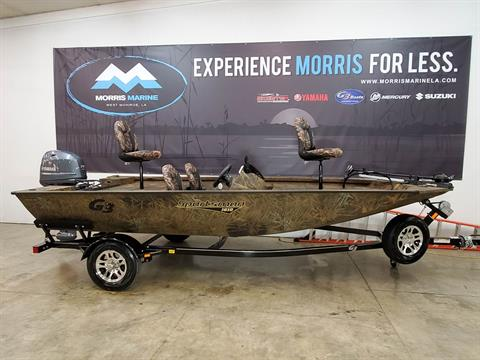 2019 G3 Sportsman 1610 Camo in West Monroe, Louisiana