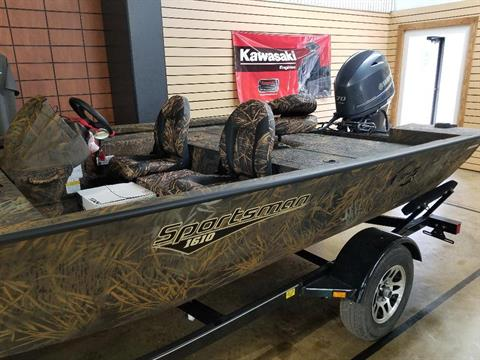 2019 G3 SPORTSMAN 1610 in West Monroe, Louisiana