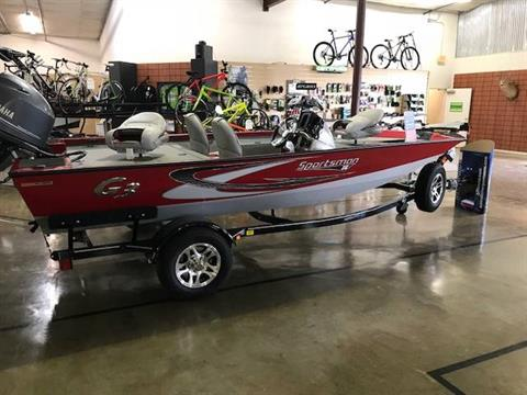 2018 G3 Sportsman 16 in West Monroe, Louisiana