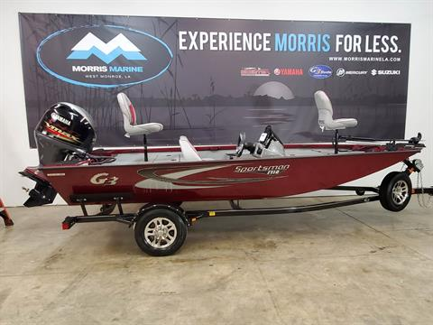 2019 G3 Sportsman 1710 in West Monroe, Louisiana